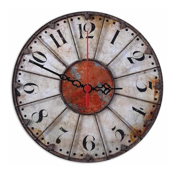 Nástenné hodiny Vintage Times, 30 cm