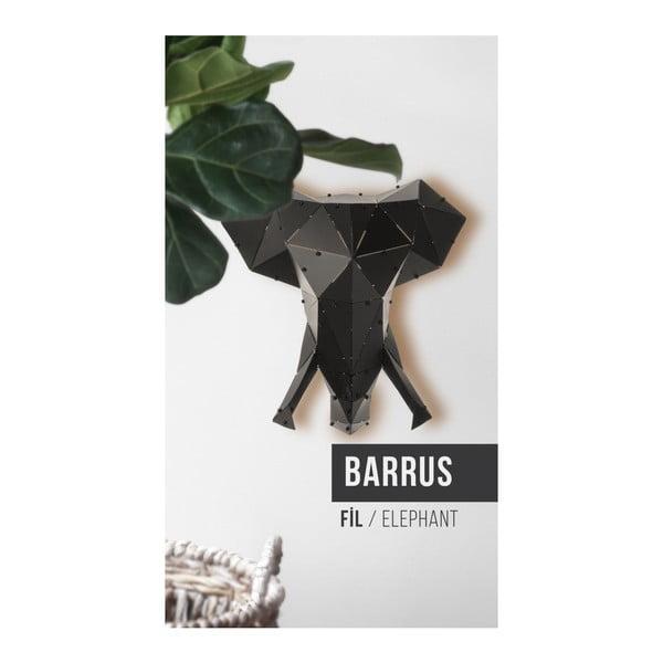 Nástenná kovová dekorácia Barrus