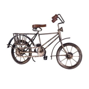 Dekoratívna soška Brass Bike