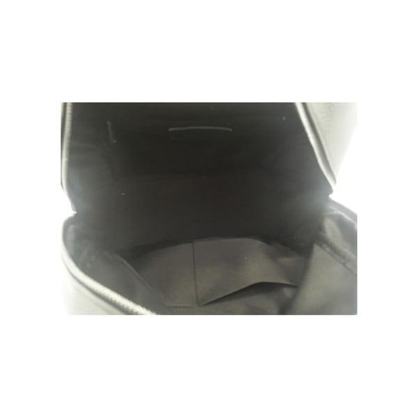 Kožený batoh Momo Black