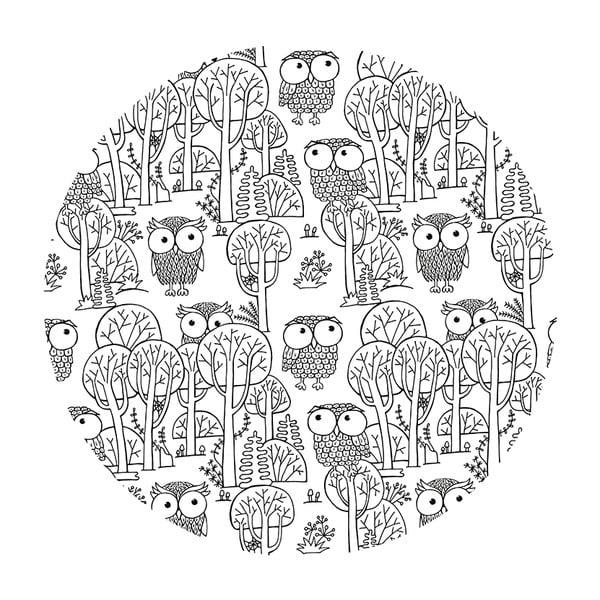 Kávový Stolík A Lot Of Owls