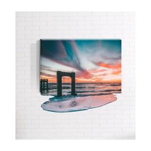 Nástenný 3D obraz Mosticx Parisienne, 40 x 60 cm
