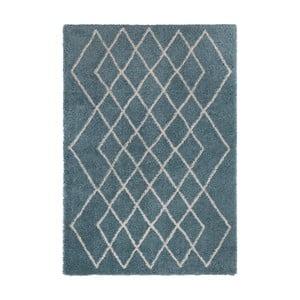 Modro-krémový koberec Mint Rugs Allure, 200 × 290 cm
