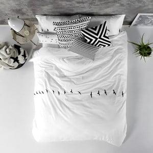 Balvnená obliečka na paplón Blanc Trip, 240×220 cm