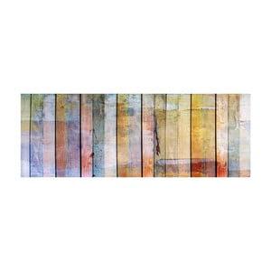 Koberec z vinylu COcina Maderas de Colores, 66x180 cm