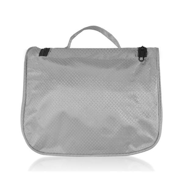 Sivá kozmetická taška Blue Star Access