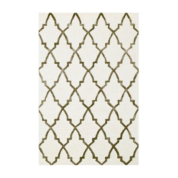Ručne tkaný koberec Kohinoor Beige Gold, 153 x 244 cm