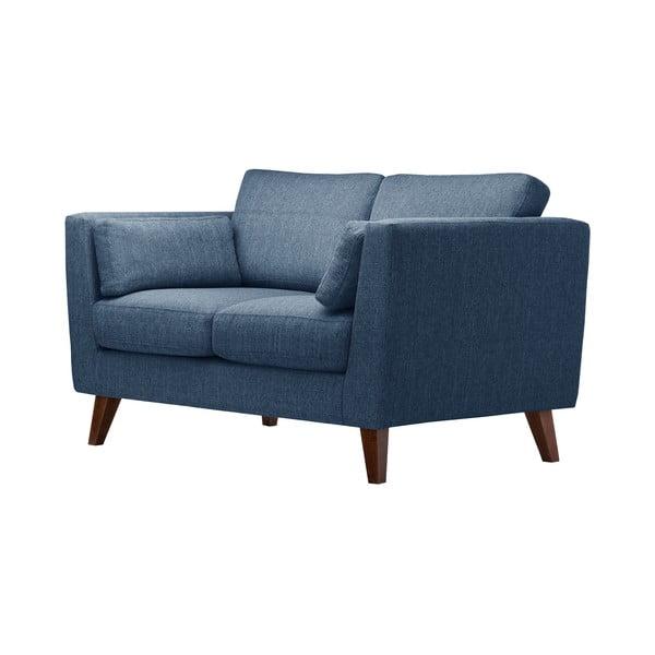 Pohovka pre dvoch Jalouse Maison Elisa, džínsová modrá