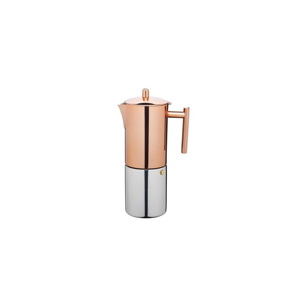 Moka kanvička Le'Xpress Copper 600 ml, na 10 šálok