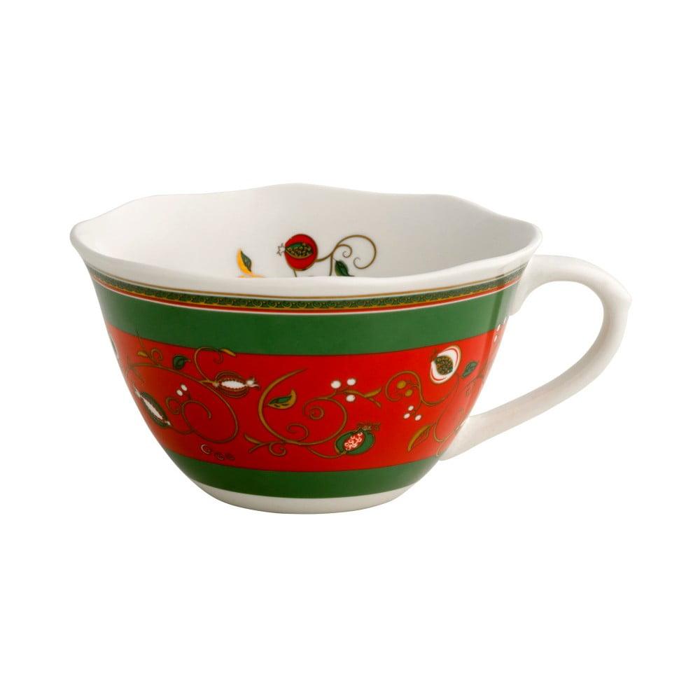 Hrnček s vianočným motívom Brandani Tempo di Festa