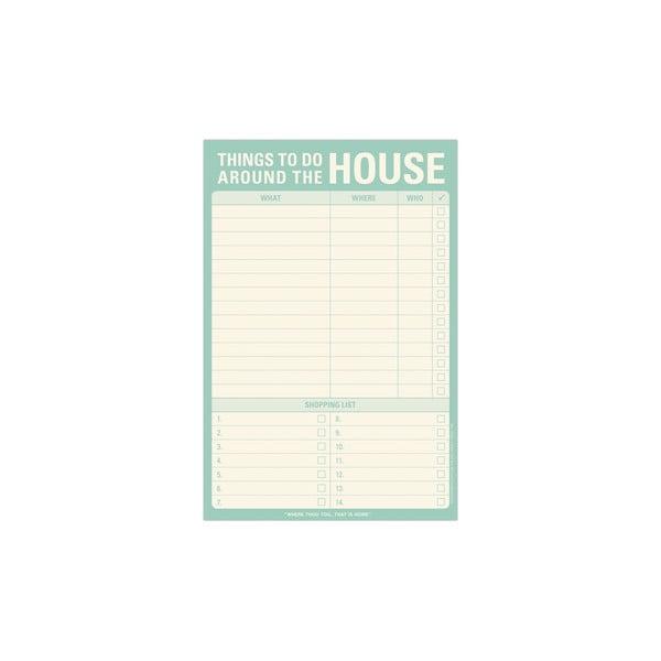 Plánovač úloh na domáce práce Around the House