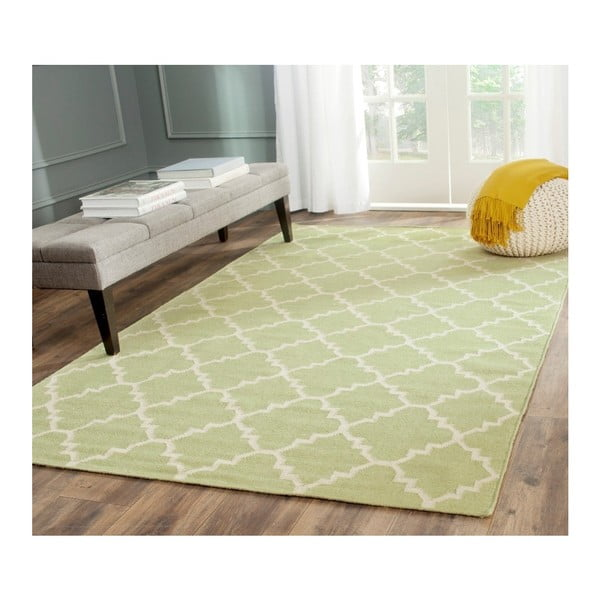 Vlnený koberec  Safavieh Darien, 121x182 cm