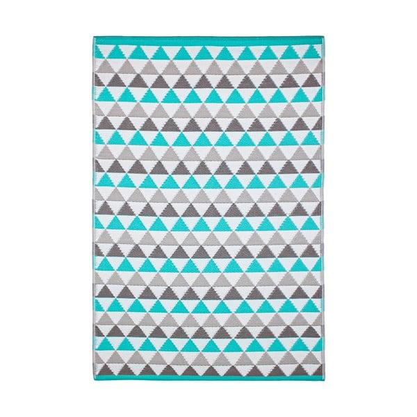 Koberec Mindi 120x180 cm, sivo-modrý