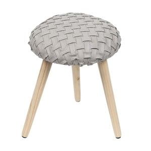 Sivá stolička Clayre & Eef Menso