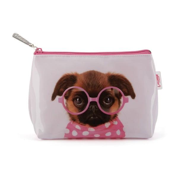 Malá taštička Glasses Pooch