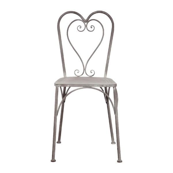 Kovová stolička Curlis