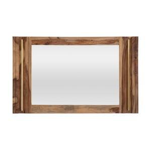 Zrkadlo z dreva sheesham Mauro Ferretti Elegant