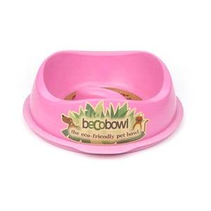 Miska pre psíkov/mačky Beco Bowl 28,5 cm, ružová