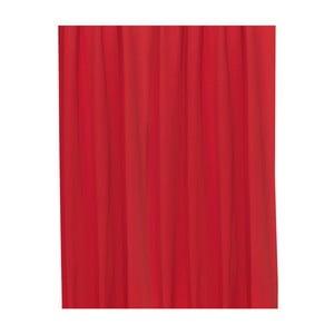 Červený záves Apolena Plain Red, 170×270cm