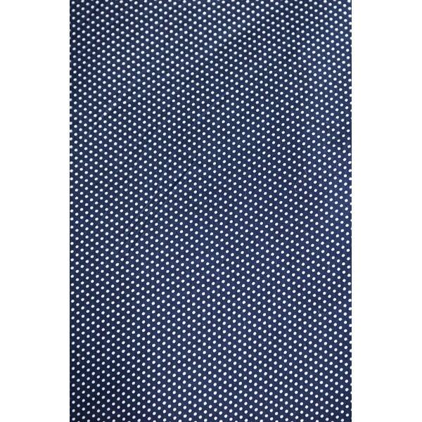 Detský vak na spanie Slate Blue Polka Dot, vhodné i na teplé dni