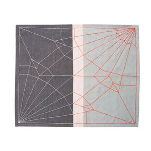 Kuchynská utierka Crane Neon Orange, 55x65 cm
