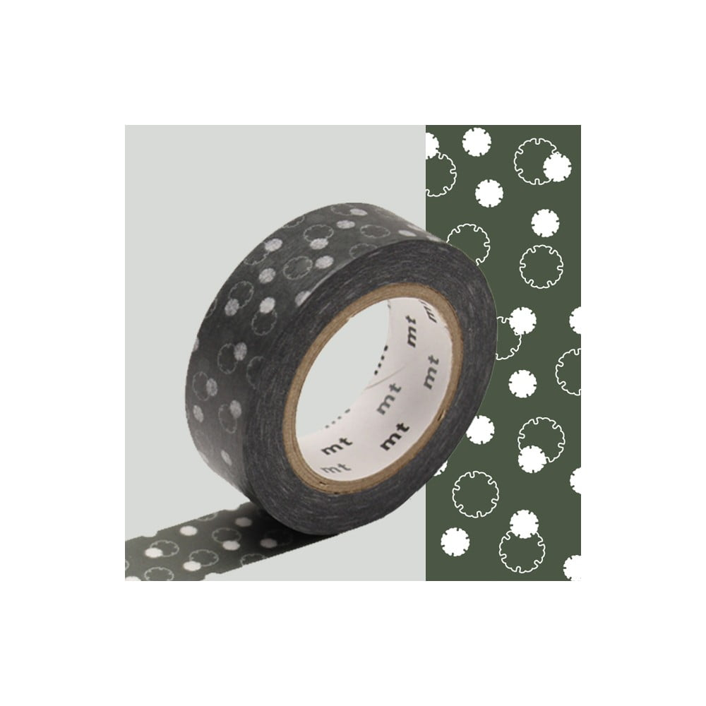 Washi páska MT Masking Tape Tamara, návin 10 m