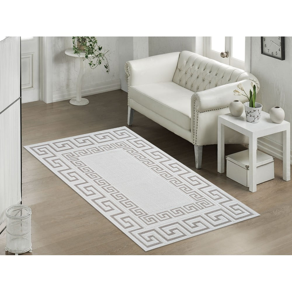 Odolný bavlnený koberec Vitaus Versace, 100 × 150 cm