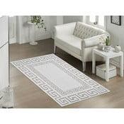 Béžový odolný koberec Vitaus Versace, 60×90cm