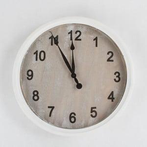 Drevené nástenné hodiny Dakls, ø 50,5 cm