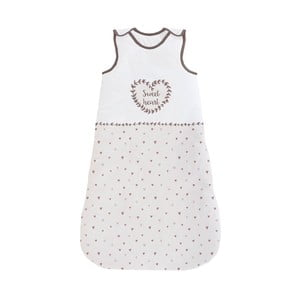 Dojčenský spací vak Tanuki Sweet Heart, dĺžka 90 cm