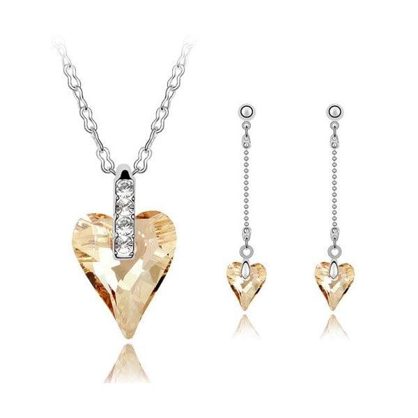 Sada náhrdelníkov a náušníc June