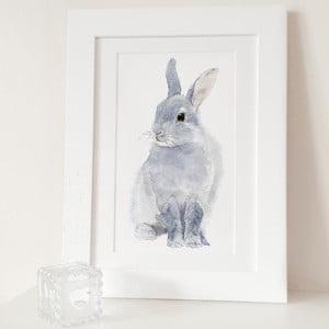 Plagát Bunny A4