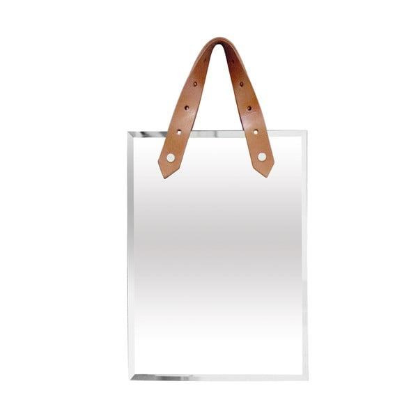 Zrkadlo ComingB Borsa, 21x39 cm