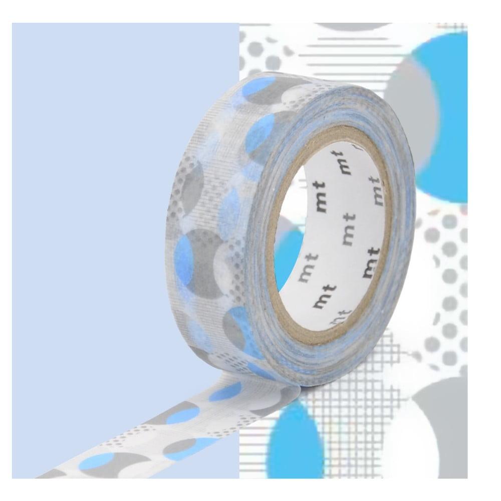Washi páska MT Masking Tape Marguerite, návin 10 m