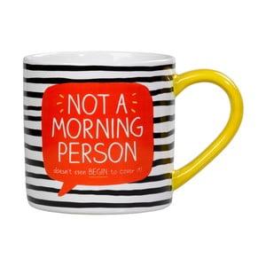 Hrnček Happy Jackson Not A Morning Person, 300 ml