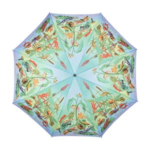Dáždnik s rúčkou Von Lilienfeld Frog Family