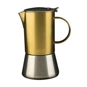 Moka konvička v zlatej farbe Creative Tops, 200 ml