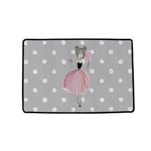 Koberec Mr. Little Fox Pink Girl, 90 x 60 cm