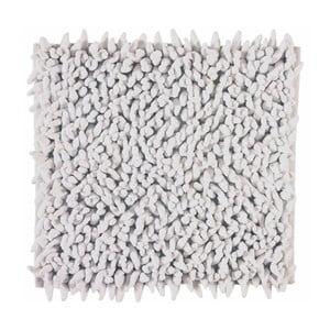 Kúpeľňová predložka Ziza Grey, 60x60 cm
