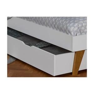 Biela zásuvka k posteli JUNIOR Provence Oskar Junior