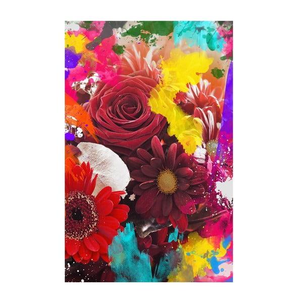 Obraz Kvetinový raj, 45 x 70 cm