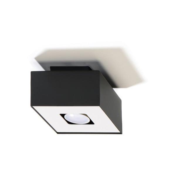 Čierne stropné svetlo Nice Lamps Hydra 1