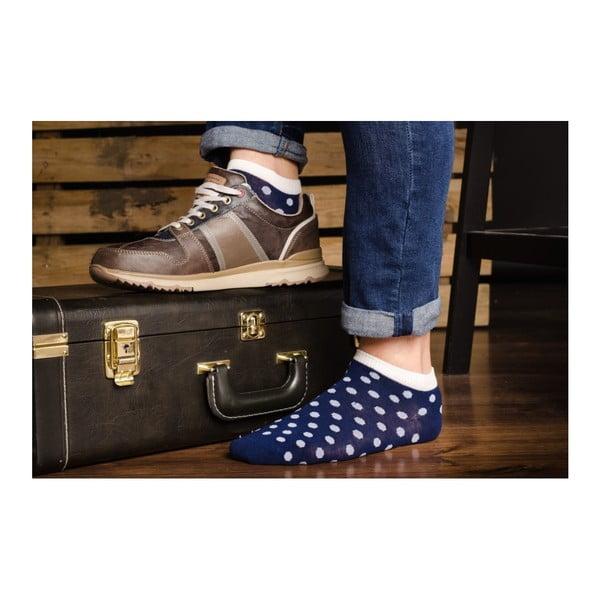Sada 3 párov členkových unisex ponožiek Black&Parker London Farley, veľkosť 37/43