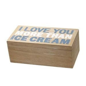 Box Heaven Sends Ice Cream
