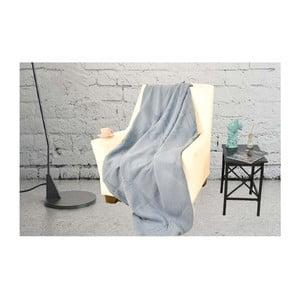 Bavlnená deka Rubin Mavi, 150×150 cm