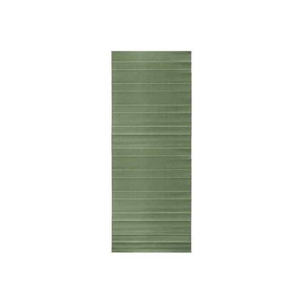Koberec vhodný do exteriéru Sunshine 80x200 cm, zelený