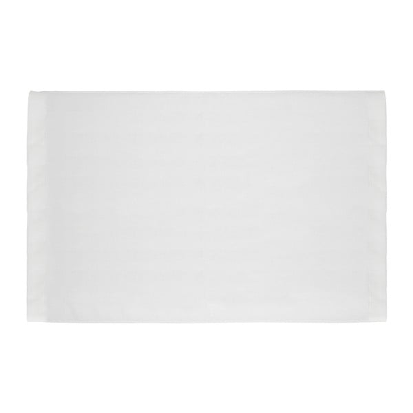 Kúpeľňová predložka 50x80 cm, biela