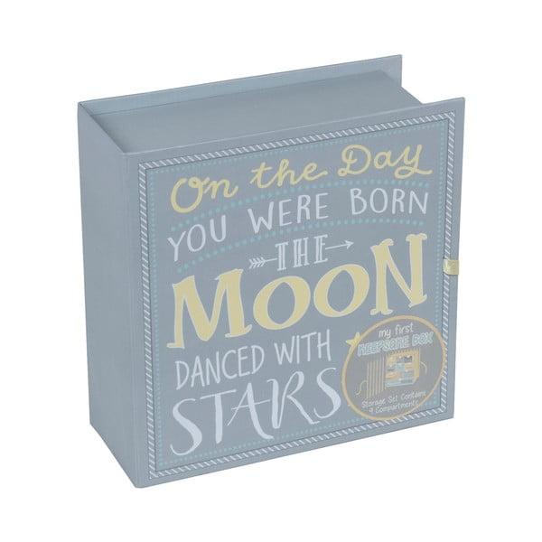 Prvá kniha pre bábätká Moon