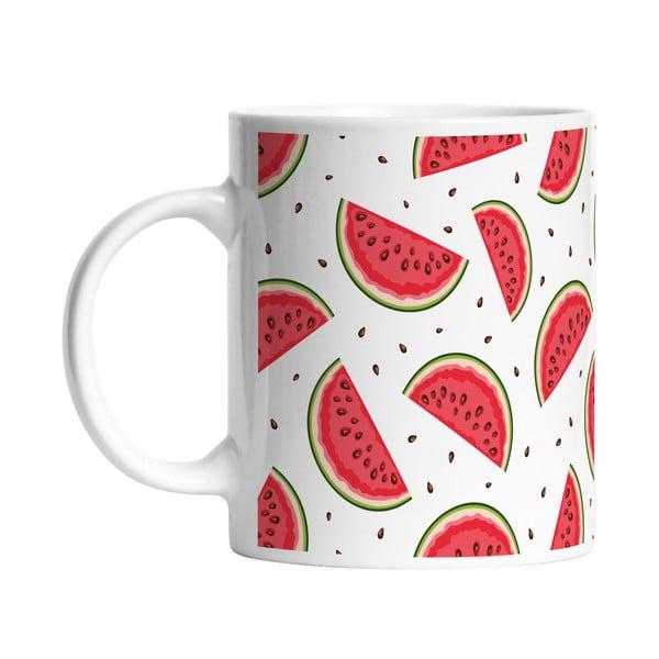 Keramický hrnček Yummy Melon, 330 ml