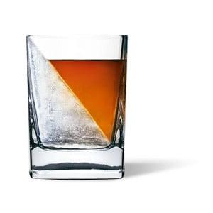 Poháre na whisky s formou na ľad Whiskey Wedge